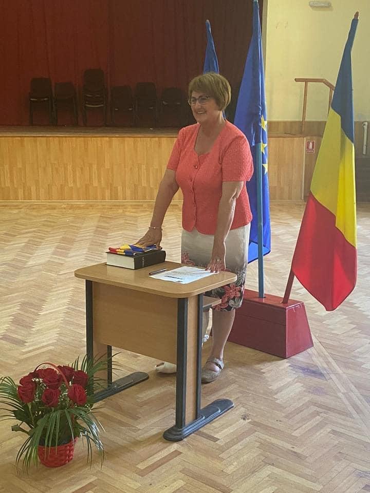 <span class='titlu2'>BRĂILA</span>  O nouă primăriță în județul Brăila- Ana Cornelia Măcrineanu la Viziru